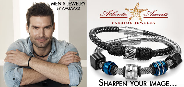 Shop for Mens Jewelry by Aagaard at AtlanticAccents.com