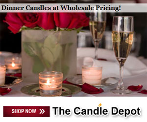 Wholesale Candles at TheCandleDepot.com