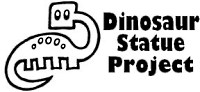 Dinosaur Statue Project