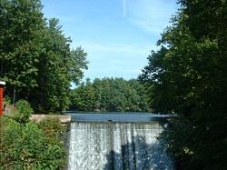 Aldrich Falls at Old Mill