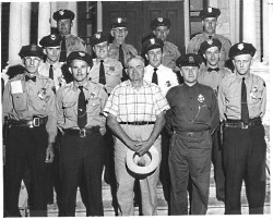 1958 Granby Police Department