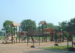 Playground at Dufresne Park