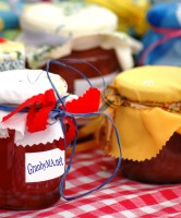 Granby Arts and Crafts Festival - country jams and jellies