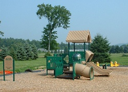 Toddler Playground at Dufresne Park